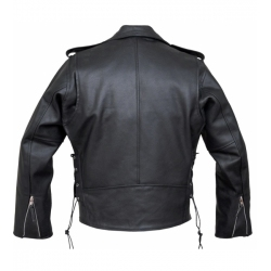 Perfecto brando black leather jacket