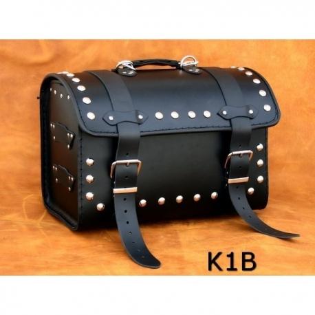 Rear Leather Moto Bag K1 A,B,C - 19 Litres