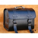 Rear Leather Moto Bag K2 A,B,C - 26 Litres