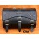 Rear Leather Moto Bag K9 A,B,C - 32 Litres