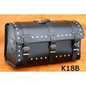 Rear Leather Moto Bag K18 A,B,C - 50 Litres