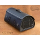 Rear Leather Moto Bag K22 - 39 Litres