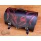 Rear Leather Moto Bag K22 Demon- 39 Litres