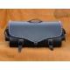 Rear Leather Moto Bag K220 A,B - 39 Litres