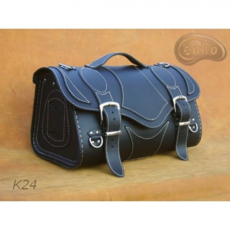 Rear Leather Moto Bag K24 A,B,C