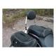 Suzuki Intruder C1800 sissy bar-backrest