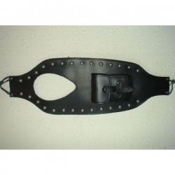 Honda Valkyria F6C Leather Tank Belt