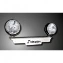 Suzuki Intruder lights ramp - all models