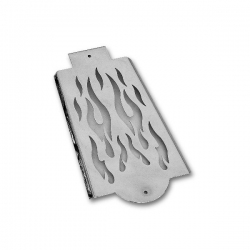 Honda VTX 1300 Flame Radiator cover