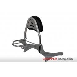 Honda VT 750 DC Black Widow sissy bar EMP Mondial