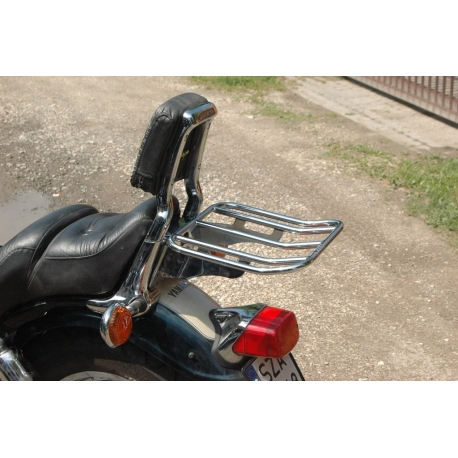 Yamaha Virago XV750/1100 Rear heavy duty luggage rack for original sissy bar