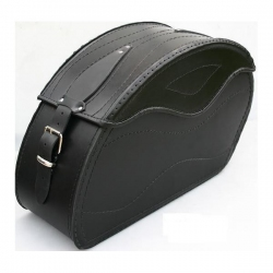 Saddle bags without studs - whole reinforced