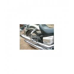 Yamaha XVS Drag Star 1100 Rear Heavy Duty Crash Bar