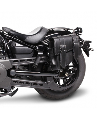 Motorcycle Saddlebags For Custom Bikes Montana