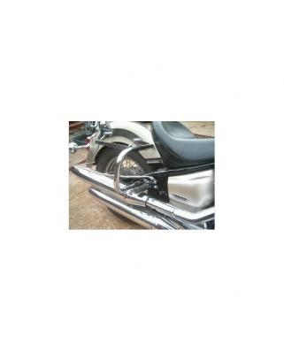 Yamaha XVS 650 Drag Star Rear Heavy Duty Crash Bar