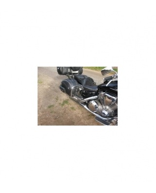 Honda VTX 1800 R/S Rear Heavy Duty Crash Bar
