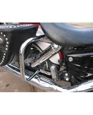 Honda VT 1100 Aero Rear Heavy Duty Crash Bar