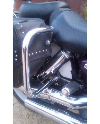 Honda VT 1100 ACE C2 SC23 Rear Heavy Duty Crash Bar