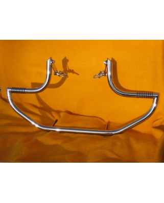 Honda VT 750 C4, C5 Crash bar with forwards