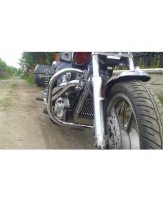 Honda VT 1100 Spirit from 2002 (SC18) 32mm Heavy Duty Crash Bar