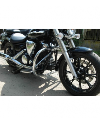 Yamaha XVS 950A Midnight Star engine crash bars 32mm