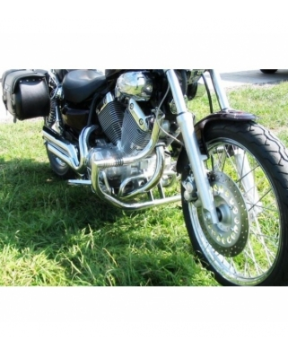 Yamaha XV 535 Virago Crash bar with forwards