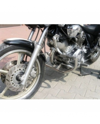 Yamaha XV 750/1100 Virago Crash bar with forwards 32mm