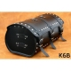 Rear Leather Moto Bag K6 A,B,C