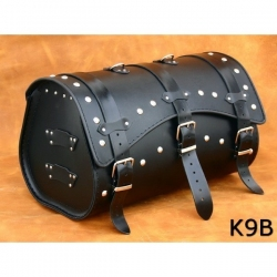 Rear Leather Moto Bag K9 A,B,C - 32 Litres