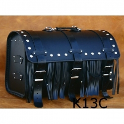 Rear Leather Moto Bag K13 A,B,C - 29 Litres