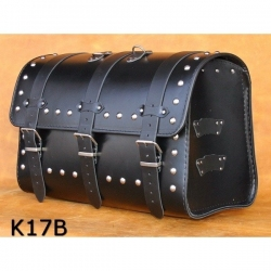 Rear Leather Moto Bag K14 A,B,C - 40 Litres