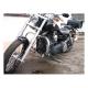 Harley Davidson Dyna (91-10) Heavy Duty Crash Bar