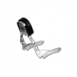 Yamaha XVS Drag Star 650 sissy bar-backrest