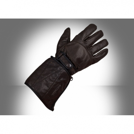 Leather brown gloves Ultimate Chopper